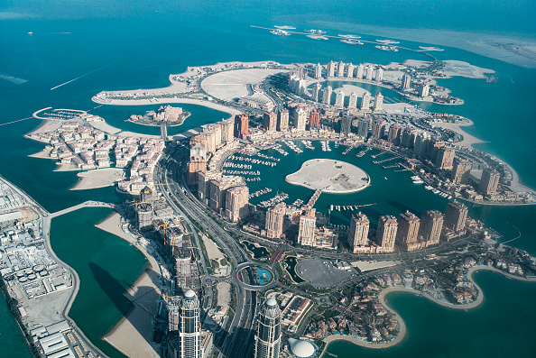 Island「Corniche road, Doha, Qatar.」:写真・画像(11)[壁紙.com]