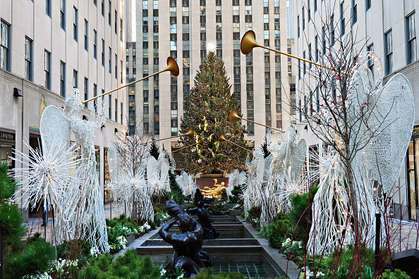 Tree「Holiday Season Begins Across New York City Area」:写真・画像(19)[壁紙.com]