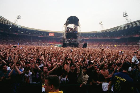 Rock Music「Stones Crowd」:写真・画像(6)[壁紙.com]