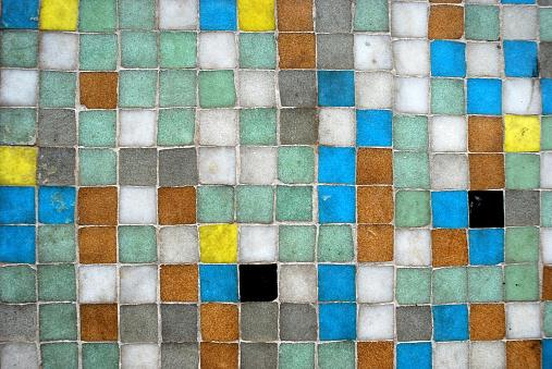 Focus On Background「Mosaic texture」:スマホ壁紙(5)