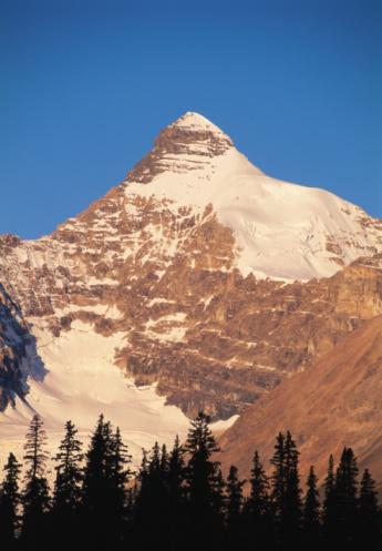 アサバスカ山「Canada, Alberta, Canadian Rockies, Mt. Athabasca」:スマホ壁紙(15)