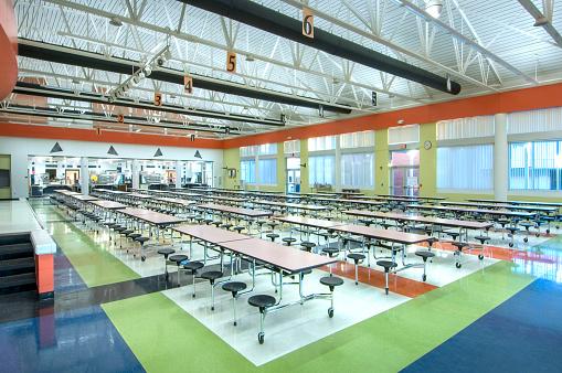 Teenager「Cafeteria, Middle School, Public」:スマホ壁紙(7)