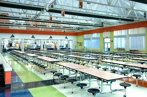 Teenager「Cafeteria, Middle School, Public」:スマホ壁紙(8)