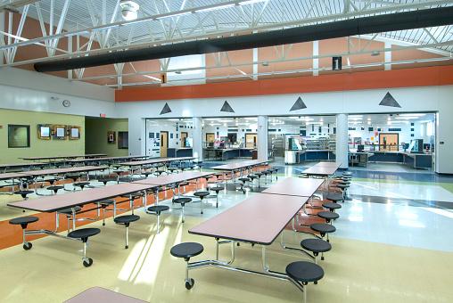 Teenager「Cafeteria, Middle School, Public」:スマホ壁紙(9)