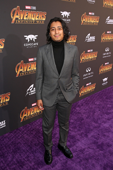 "Awe「Los Angeles Global Premiere for Marvel Studios' ""Avengers: Infinity War""」:写真・画像(9)[壁紙.com]"
