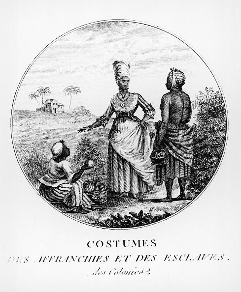 Illustration Technique「Freed Slave With Slaves On Plantation In Haiti」:写真・画像(5)[壁紙.com]