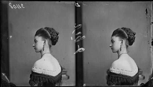 1880-1889「Victorian Hairstyle」:写真・画像(4)[壁紙.com]
