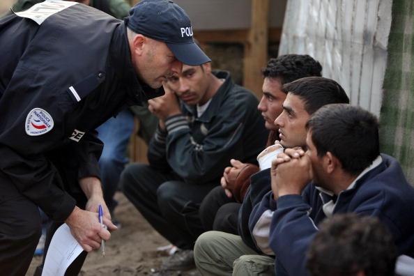 Calais「French Police Prepare To Close Down Illegal Immigrant Camps」:写真・画像(1)[壁紙.com]