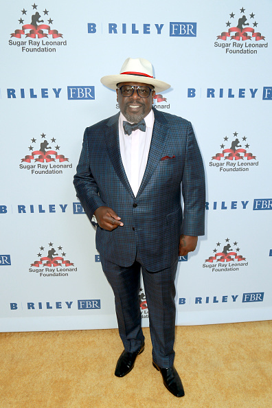 """Goatee「B. Riley FBR, inc. Presents The 9th Annual """"Big Fighters, Big Cause"""" Charity Boxing Night Benefiting The Sugar Ray Leonard Foundation」:写真・画像(13)[壁紙.com]"""