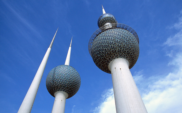 Vitality「Water towers, Kuwait City, Middle East」:写真・画像(5)[壁紙.com]