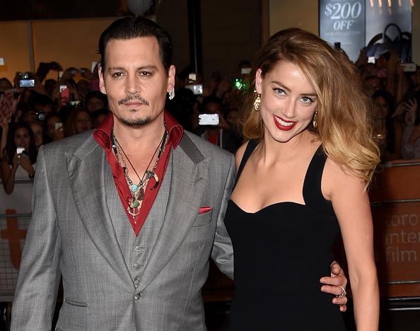 "Amber Heard「2015 Toronto International Film Festival - ""Black Mass"" Premiere - Arrivals」:写真・画像(11)[壁紙.com]"