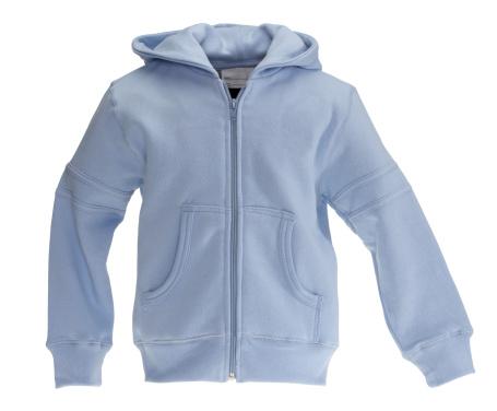 Sweatshirt「Blue sweat-shirt on white background」:スマホ壁紙(15)