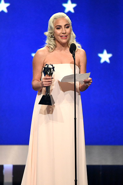 Shallow「The 24th Annual Critics' Choice Awards - Show」:写真・画像(15)[壁紙.com]