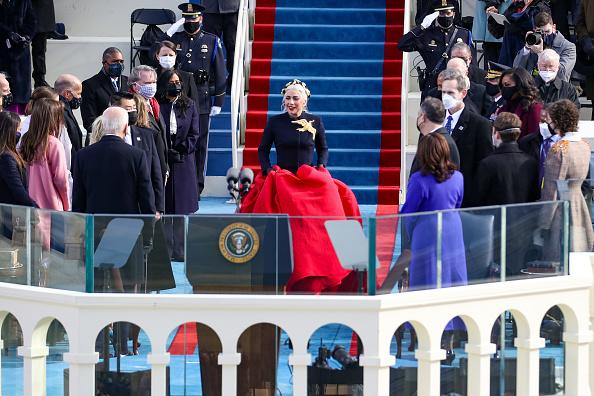 National Anthem「Joe Biden Sworn In As 46th President Of The United States At U.S. Capitol Inauguration Ceremony」:写真・画像(14)[壁紙.com]