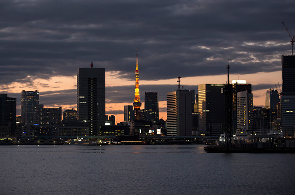 Tokyo Tower「Japanese Countdown To The New Year」:写真・画像(16)[壁紙.com]