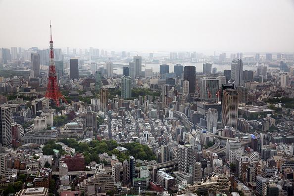 Tokyo Tower「Daily Life In Tokyo」:写真・画像(13)[壁紙.com]