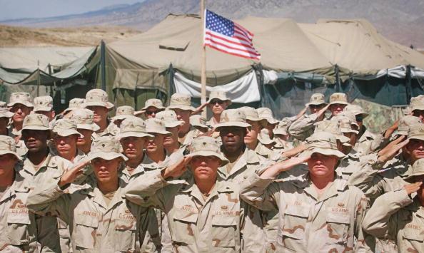 Concentration「Troops Observe September 11 In Afghanistan」:写真・画像(1)[壁紙.com]