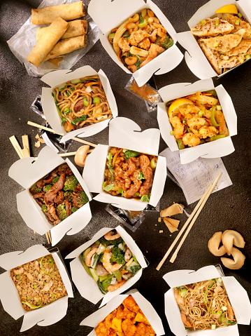 Chinese Dumpling「Chinese Take Out」:スマホ壁紙(8)
