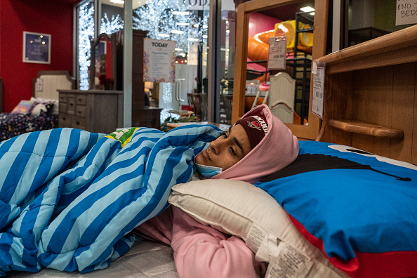 Winter「Texas Struggles With Unprecedented Cold And Power Outages」:写真・画像(17)[壁紙.com]