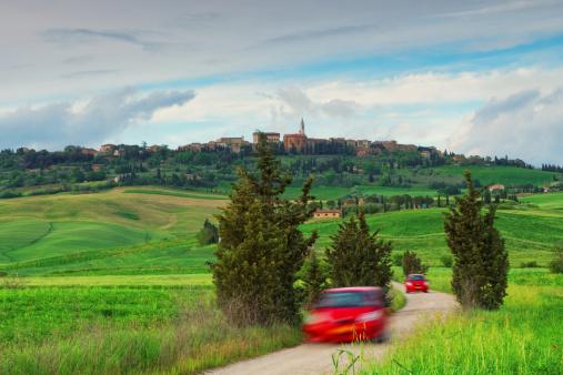 Italian Cypress「travelling in Tuscany」:スマホ壁紙(18)