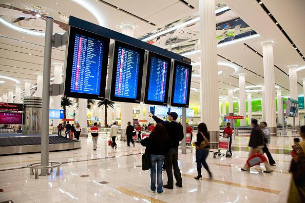 Dubai「Dubai Airport terminal 3, United Arab Emirates」:写真・画像(13)[壁紙.com]