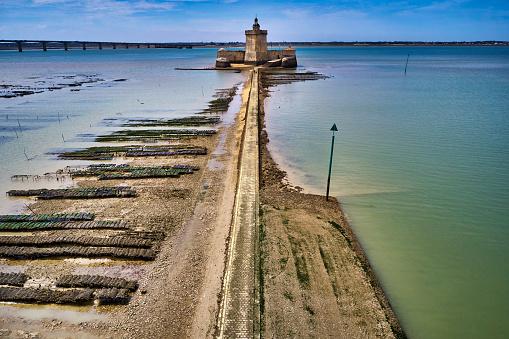 Nouvelle-Aquitaine「Le Fort Louvois, Oleron, France」:スマホ壁紙(5)