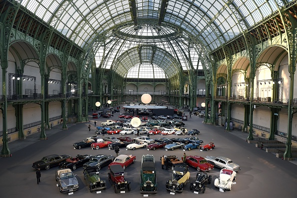Grand Palais「Bonhams Press Preview Of Collector's Motorcycle, Motor Cars and Automobilia At Grand Palais」:写真・画像(13)[壁紙.com]