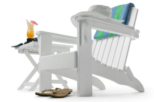 Deck Chair「Vacation Time」:スマホ壁紙(11)
