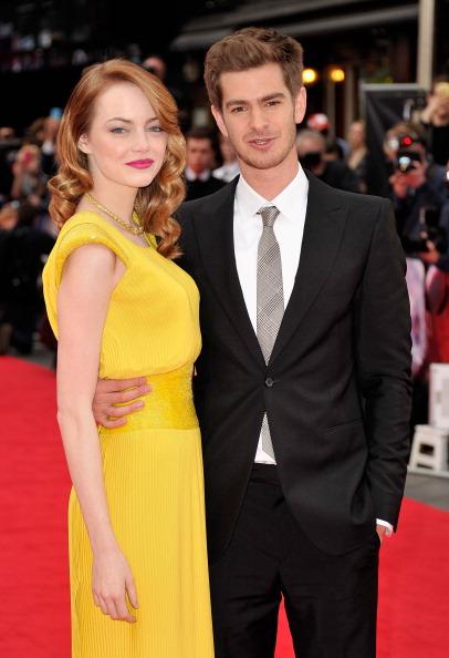 Emma Stone「The Amazing Spider-Man 2 World Premiere」:写真・画像(3)[壁紙.com]