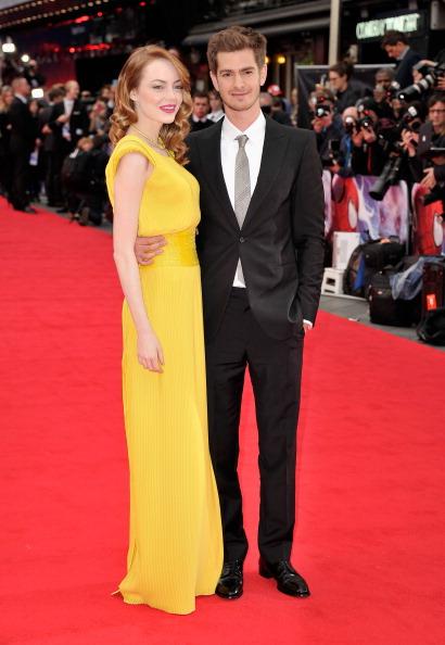 Emma Stone「The Amazing Spider-Man 2 World Premiere」:写真・画像(6)[壁紙.com]