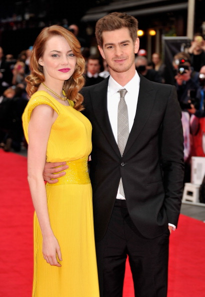 Andrew Garfield「The Amazing Spider-Man 2 World Premiere」:写真・画像(1)[壁紙.com]