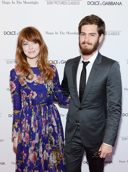"Andrew Garfield「""Magic In The Moonlight"" New York Premiere - Arrivals」:写真・画像(11)[壁紙.com]"