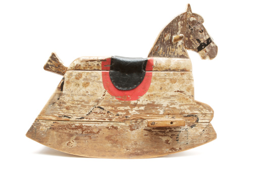 Horse「Antique Rocking Horse」:スマホ壁紙(5)