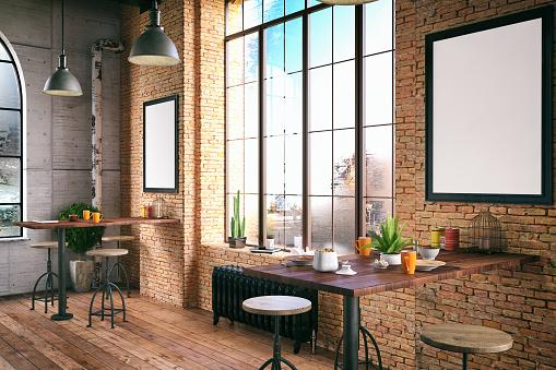 Brick「Loft Cafe」:スマホ壁紙(15)