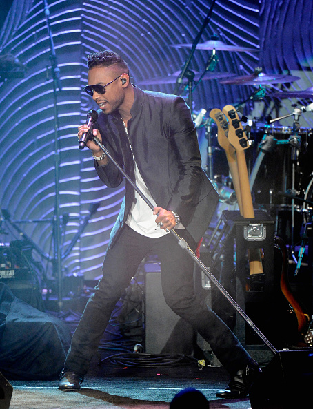 """National Academy of Recording Arts and Sciences「Clive Davis & The Recording Academy's 2013 Pre-GRAMMY Gala And Salute To Industry Icons Honoring Antonio """"L.A."""" Reid - Show」:写真・画像(13)[壁紙.com]"""