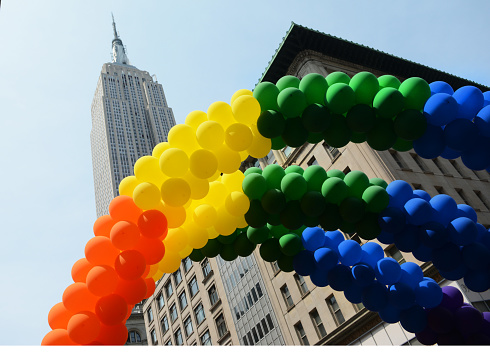 Annual Event「gay pride parade in NYC」:スマホ壁紙(8)