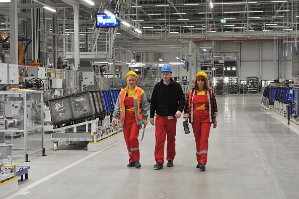 Volkswagen「Volkswagen factory in Wrzesnia, Poland」:写真・画像(2)[壁紙.com]