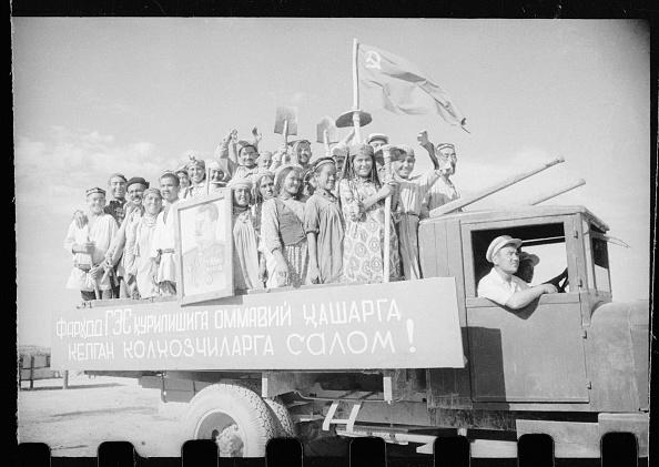 Uzbekistan「The Farkhadstroy」:写真・画像(5)[壁紙.com]