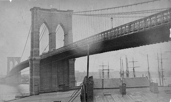 Brooklyn Bridge「Brooklyn Suspension」:写真・画像(5)[壁紙.com]