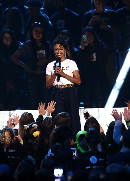 Inglewood「WE Day California To Celebrate Young People Changing The World」:写真・画像(18)[壁紙.com]