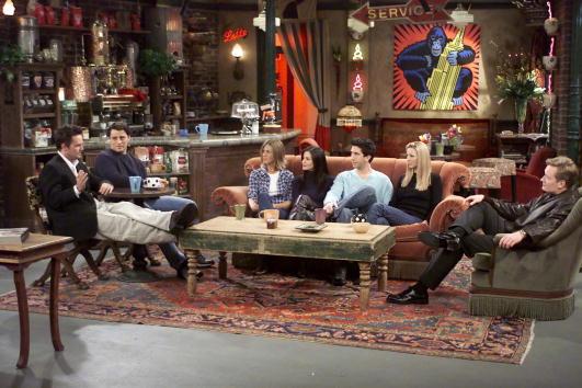 Television Show「Friends Television Stills」:写真・画像(9)[壁紙.com]