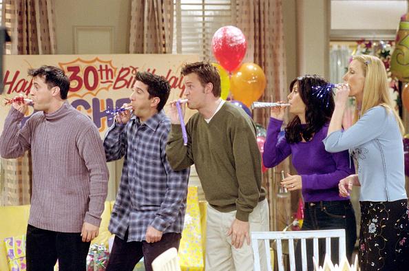 Television Show「Friends Television Stills」:写真・画像(11)[壁紙.com]