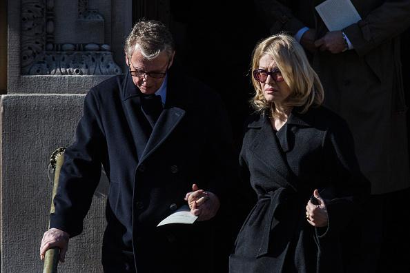 Drug Overdose「Philip Seymour Hoffman's Funeral Service」:写真・画像(19)[壁紙.com]