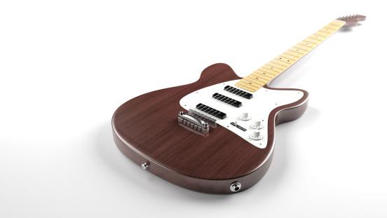 Rock - Object「Electric Guitar」:スマホ壁紙(11)