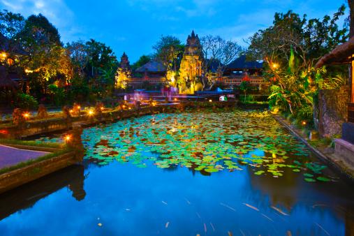 Standing Water「Temple in Bali.」:スマホ壁紙(11)