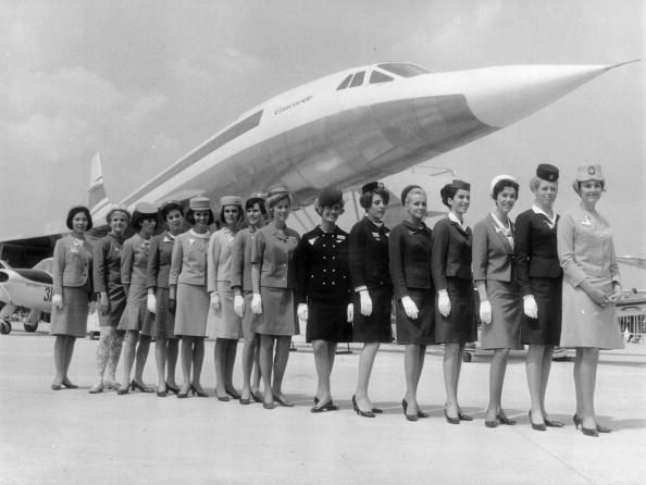 Assistance「Concorde Hostesses」:写真・画像(11)[壁紙.com]