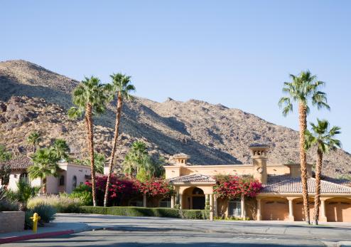 Rooftop「Luxurious Desert Living」:スマホ壁紙(17)