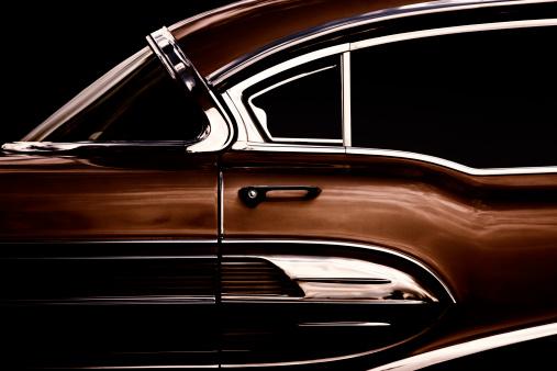 Motor Vehicle「Vintage American Car」:スマホ壁紙(8)