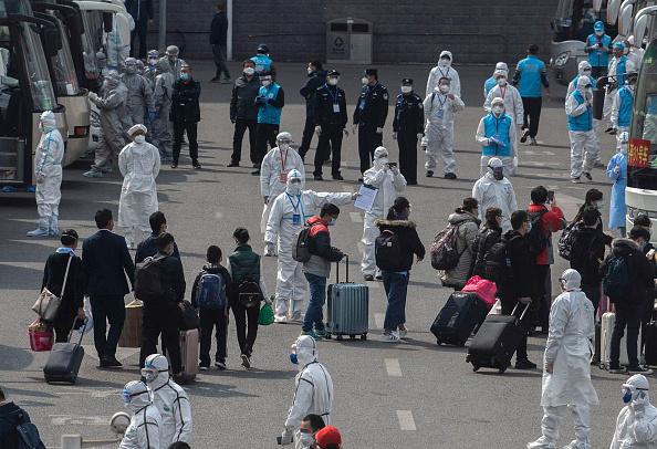 Virus「China Works to Contain Spread of Coronavirus」:写真・画像(13)[壁紙.com]
