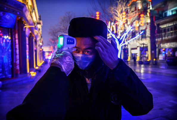 Street「Concern In China As Mystery Virus Spreads」:写真・画像(10)[壁紙.com]